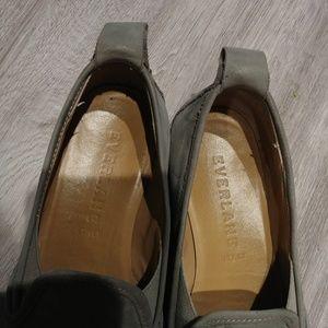 Everlane Shoes - Everlane Suede Street Shoe size 7 Grey